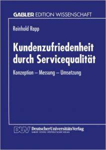 Kundenzufriedenheit durch Servicequalität