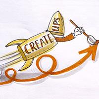 Create Ups: Was man von Start-Ups lernen kann